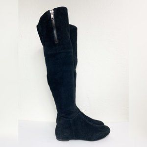 Sam Edelman James Over The Knee Suede Boots